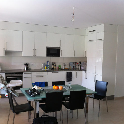 Appartement privé Thônex