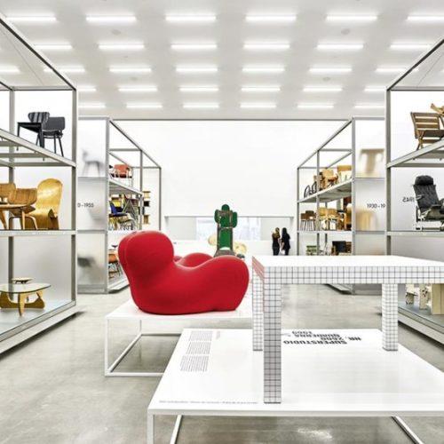 Une histoire du design en 450 meubles