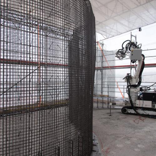 Les robots, bâtisseurs de demain?