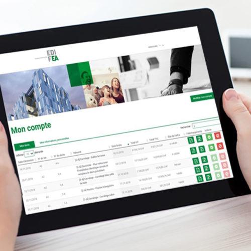 EDI-FOLLOW, la plateforme électronique dédiée aux futurs propriétaires acquéreurs