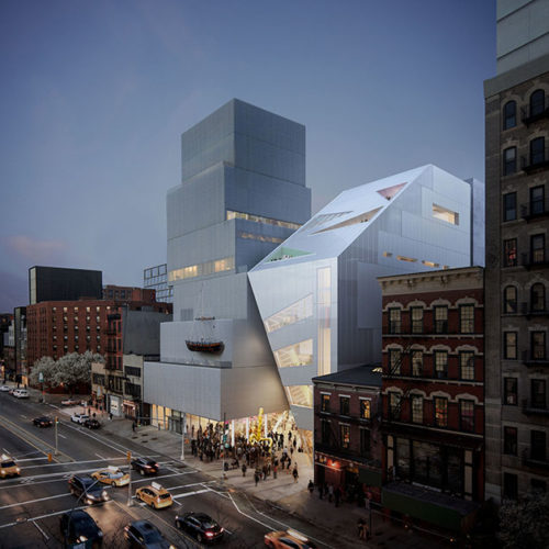 OMA Reveals Plans For New Museum's Second Building