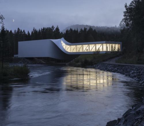 The Twist, le spectaculaire musée de Bjarke Ingels en Norvège