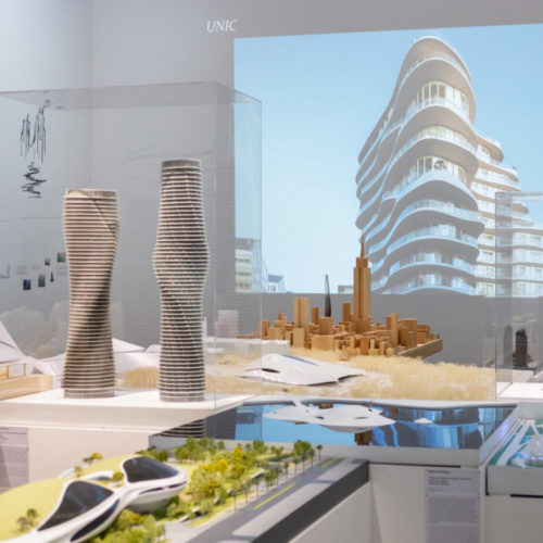 MAD dessine la ville du futur au Centre Pompidou
