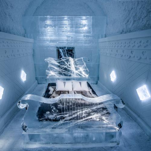 L'irréel Ice Hotel fête ses 30 ans en grande pompe
