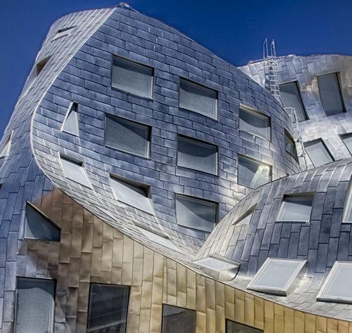 Les 15 projets de Frank Gehry les plus spectaculaires