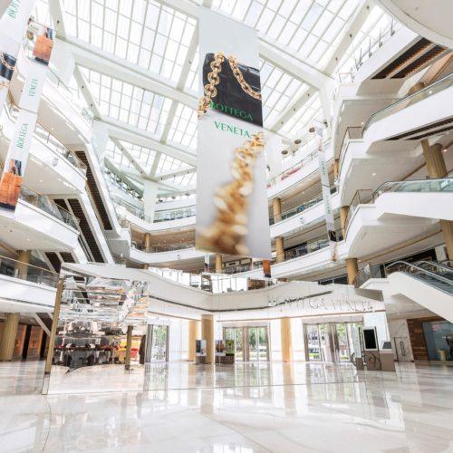 A Shanghai, Bottega Veneta crée une boutique invisible