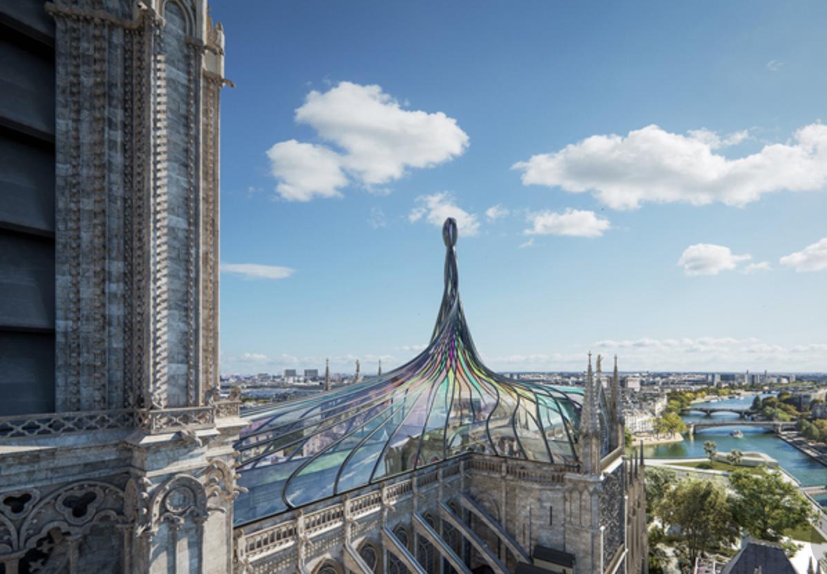 Notre-Dame : ce nouveau projet fou pour la reconstruction de la cathédrale