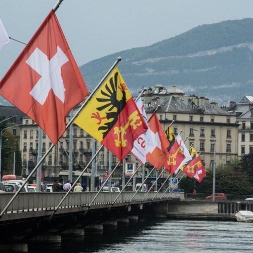 Genève va renforcer le tablier du pont du Mont-Blanc cet été
