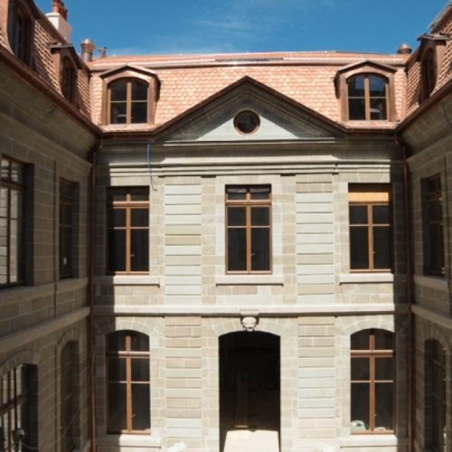 Vieille ville de Genève, un joyau du patrimoine Genevois, véritable perle maltraitée par les années et les usages successifs