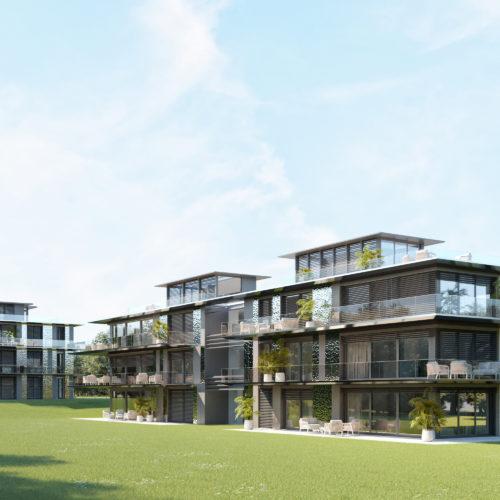 Vandœuvres Park : un projet immobilier de haut standing