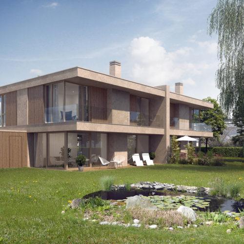 Les Jardins de Chêne-Bourg / Gravière 33