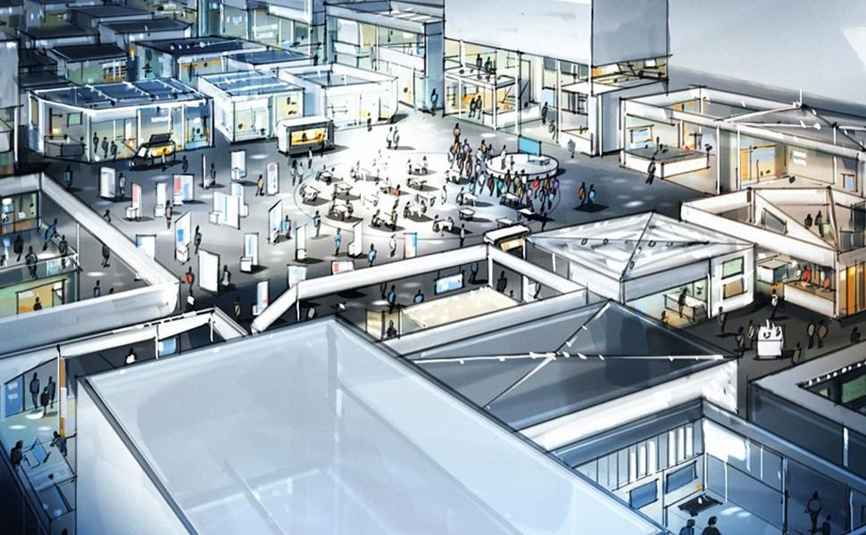 Le salon Swissbau va créer une ville pour favoriser les échanges